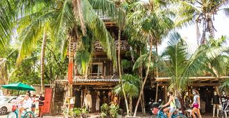 Hostel Bambu Gran Palas - Tulum - Outdoors view