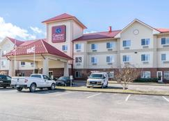 Comfort Suites - Owensboro - Edificio