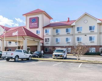Comfort Suites - Owensboro - Gebouw