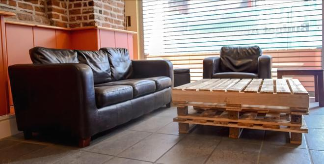Egali Hostel - Dublin - Living room