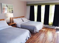 Condo & Motel Des Berges - Sainte-Anne-de-Beaupré - Bedroom
