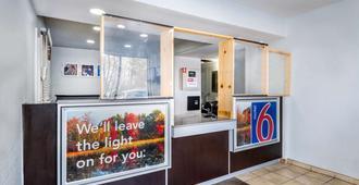 Motel 6 Richmond Airport - Sandston - Σαλόνι ξενοδοχείου
