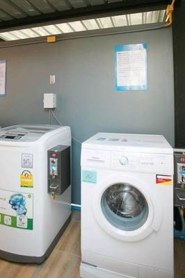 我的空間公寓 - 曼谷 - 洗衣設備