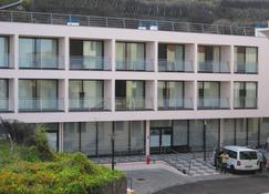Hotel Gaivota - פורטו מוניז - בניין