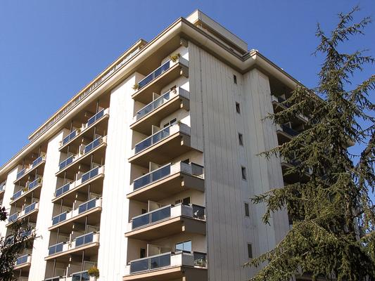 Hotel Pineta Palace - Rome - Building