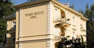 Hotel Westend - Merano - Rakennus