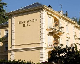 Hotel Westend - Мерано - Building