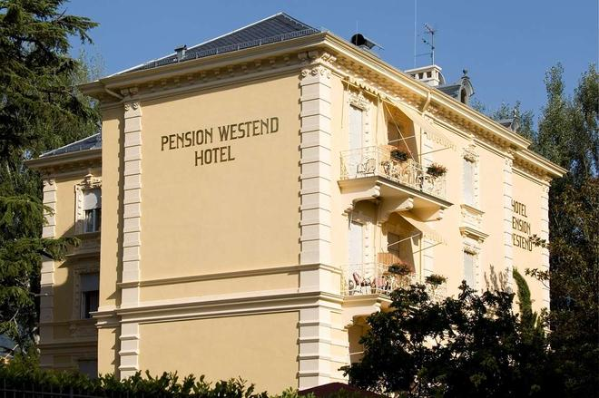 Hotel Westend - Merano - Κτίριο