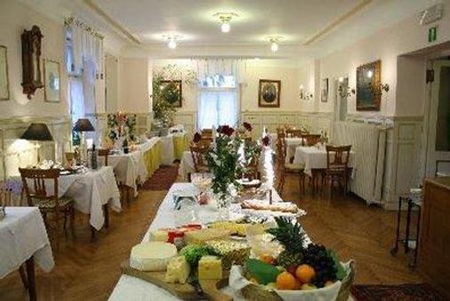 Hotel Westend - Merano - Nhà hàng