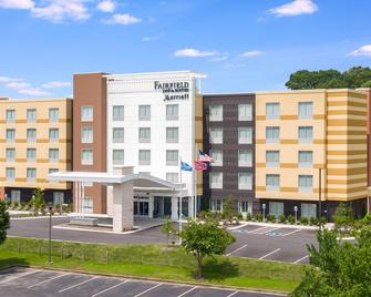 Fairfield Inn & Suites Athens Marriott - Athens - Building