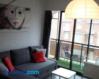 nos loisirs - Koksijde - Living room