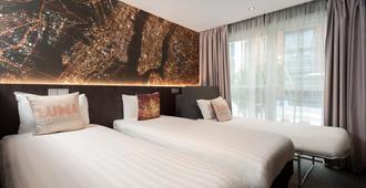 Heeton Concept Hotel-Luma Hammersmith - לונדון - חדר שינה