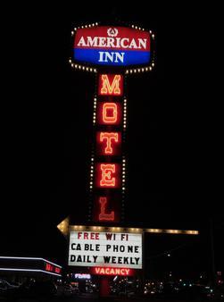 American Inn Motel - Las Vegas - Rakennus