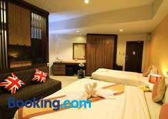 Cool Residence - Phuket City - Bedroom