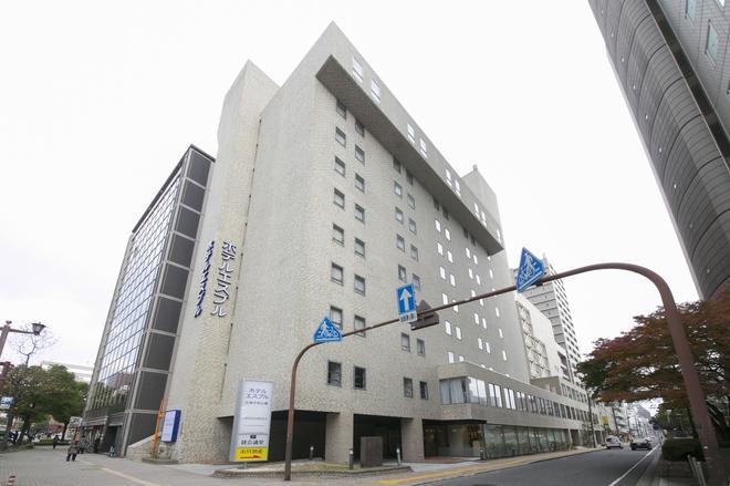 Hotel S-plus Hiroshima Peace Park - Hiroshima - Toà nhà