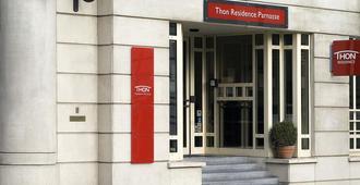 Thon Residence Parnasse - Bruselas - Edificio