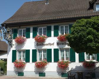 Velohotel Hirschen - Schaffhausen - Building