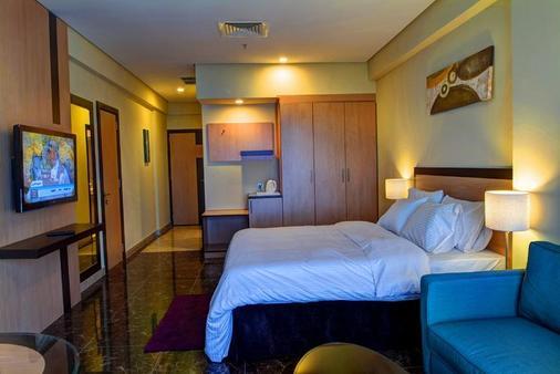 Best Western Plus Mahboula - Mahboula - Bedroom