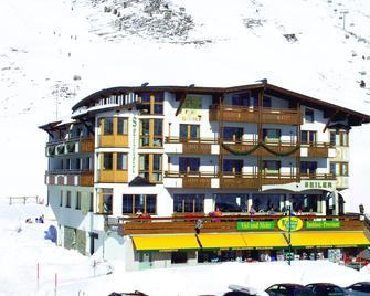 Alpenhotel Seiler - Kühtai - Building