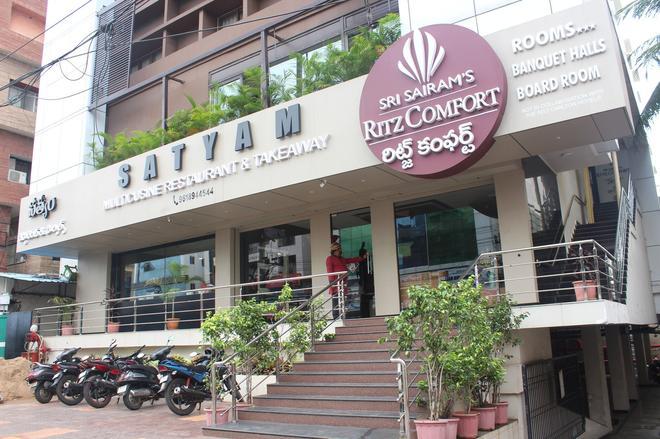 Ritz Comfort - Visakhapatnam - Building