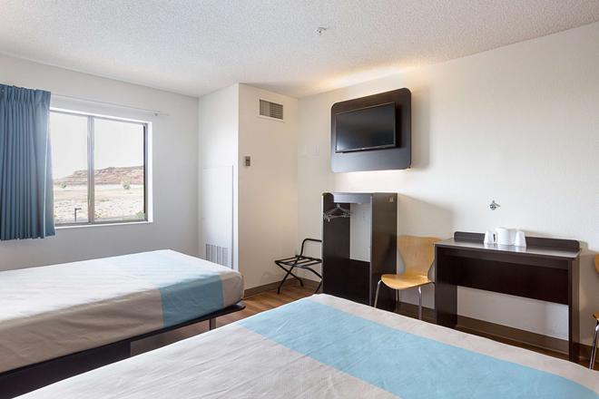Motel 6 Page - Page - Makuuhuone
