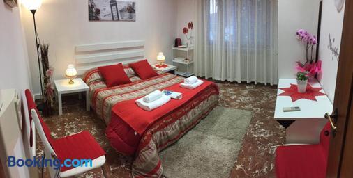 My Way - Pisa - Bedroom