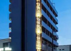 釧路一區飯店 - 釧路 - 建築