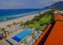Beach Hotel Maresias - Маресиас - Бассейн