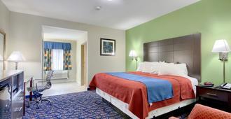 Rodeway Inn & Suites - Ithaca - Camera da letto