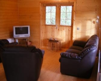 4 Star Self Catering lakeside holiday log cabin in County Monaghan Ireland - Carrickmacross