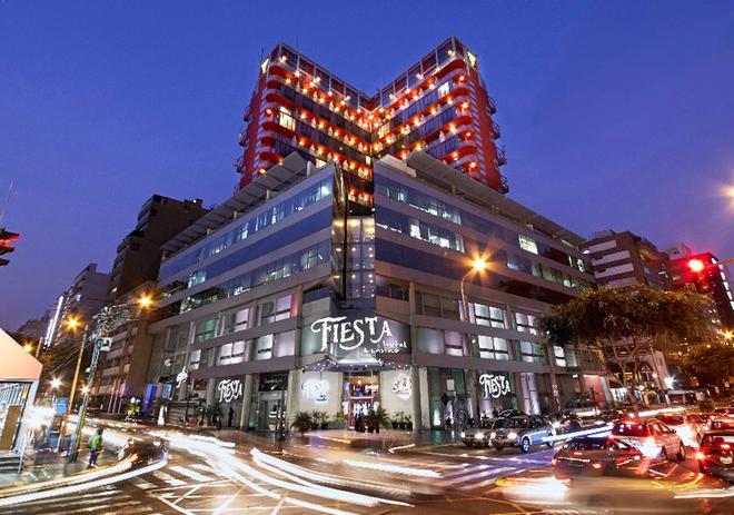 Thunderbird Fiesta Hotel & Casino - Lima - Building