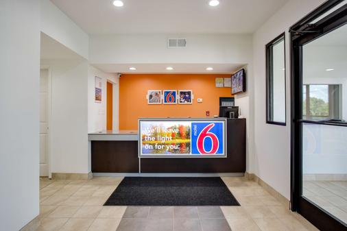 Motel 6 White House, TN - White House - Rezeption