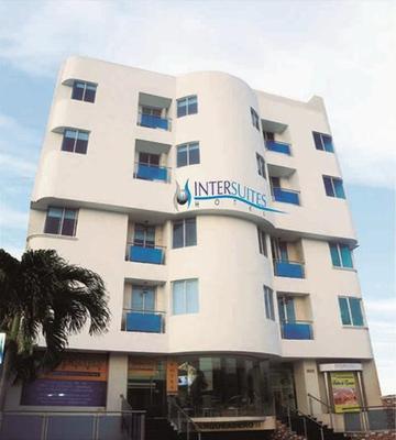 國際套房賓館 - 巴蘭幾亞 - 建築