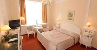 Top Hotel Ambassador-Zlata Husa - Praha - Makuuhuone