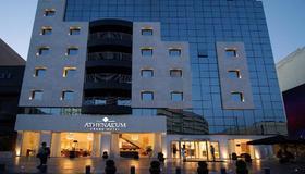 Athenaeum Grand Hotel - Афины - Здание