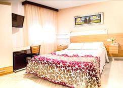 ホテル アルベロ - グラナダ - 寝室