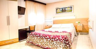 Hotel Albero - Granada - Soverom
