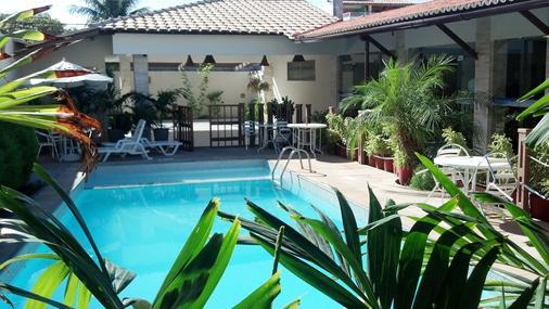 Via Mar Praia Hotel - Aracaju - Pool