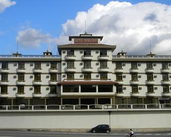 Hotel Beira Rio - Brusque - Gebouw