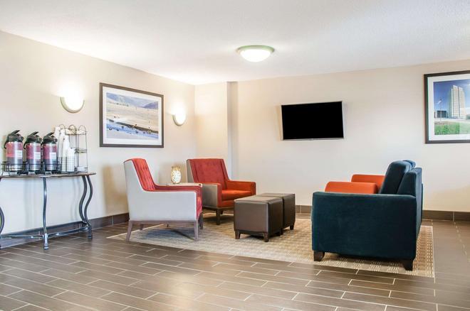 Comfort Inn - Dickinson - Lobby