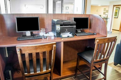 Comfort Inn - Dickinson - Liikekeskus