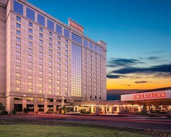 Ameristar Casino Hotel East Chicago - East Chicago - Building