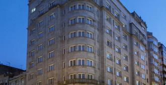Hotel Zenit Vigo - Vigo - Rakennus