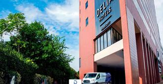 Delta Hotels by Marriott Richmond Downtown - Richmond - Edificio