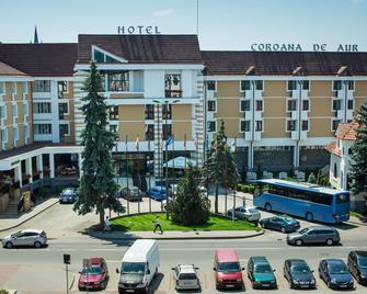 Hotel Coroana de Aur - Bistrița - Building