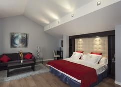 ラ カサ ドゥ ラ トリニダード - グラナダ - 寝室