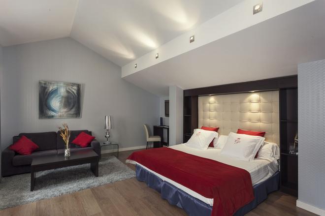 La Casa de la Trinidad - Granada - Habitación