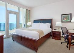 Holiday Inn Express Pensacola Beach - Pensacola Beach - Bedroom