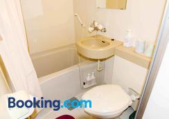 Hotel Musashiya - Hakone - Bathroom