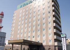 Hotel Route-Inn Nanao Ekihigashi - Nanao - Gebäude